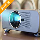 Projector Lamp Replacement - Up to 2 Projectors
