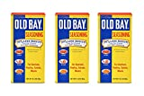 Old Bay Seasoning 30% Less Sodium 13.5 OZ (3 Pack)