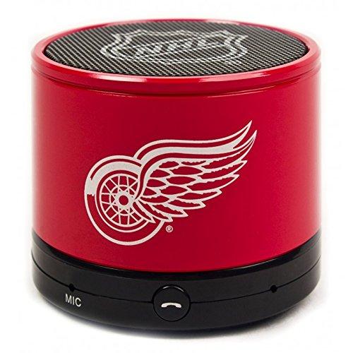 NHL Piston Play - Detroit Red Wings - Bluetooth Portable Speaker LGX-11082
