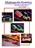 img - for Motorsports America: The Men & Machines of American Motorsport, 1997-1998 book / textbook / text book
