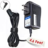 T-Power (TM) (6.6ft Long Cable) for 7.5V Summer Infant Slim & Secure Baby Monitor Ac dc adapter 28450 , 28580 , 28590 , 28520 , 28560 ((NOT FIT FOR CAMERA & 02000 02000Z monitor))