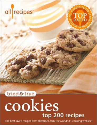 Allrecipes Tried   True Cookies  Top 200 Recipes