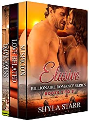Elusive Billionaire Romance Series - Books 1 to 3