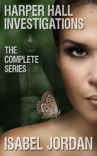 Harper Hall Investigations Complete Series: (an adult paranormal romance boxed set)