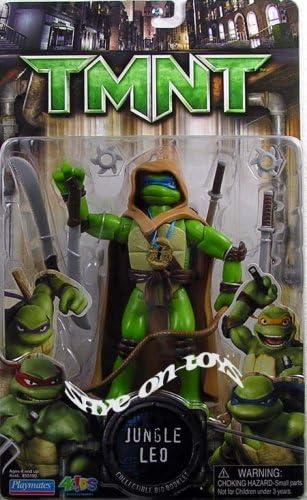 Amazon Com Teenage Mutant Ninja Turtles Jungle Leo Toys Games