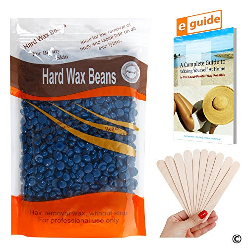 plazuria hair removal hard wax beans stripless full body. Black Bedroom Furniture Sets. Home Design Ideas
