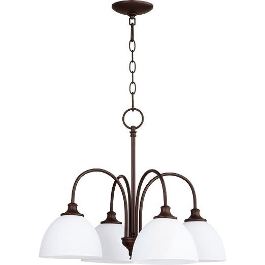 Amazon.com: Chandeliers - Lámpara de techo (4 unidades ...