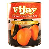 Vijay Alphonso mango slice 850g