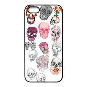 Skull Tree ZLB518519 DIY Case for Iphone 5,5S, Iphone 5,5S Case