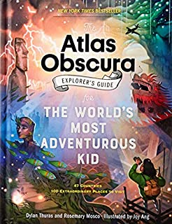The Atlas Obscura Explorer's Guide for the World's Most Adventurous Kid (1523503548) | Amazon price tracker / tracking, Amazon price history charts, Amazon price watches, Amazon price drop alerts