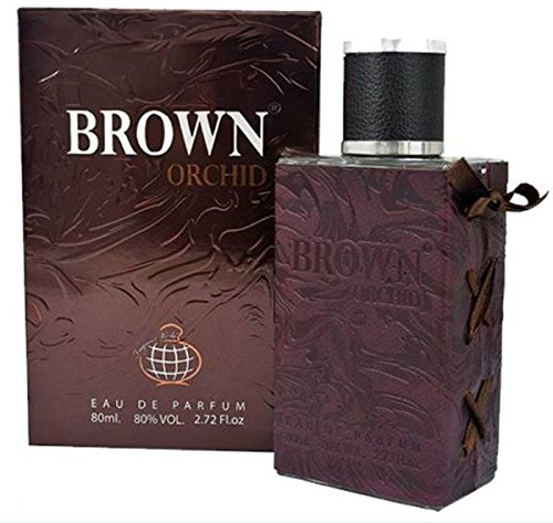 Brown Orchid Edp Perfume 80 ml for Men