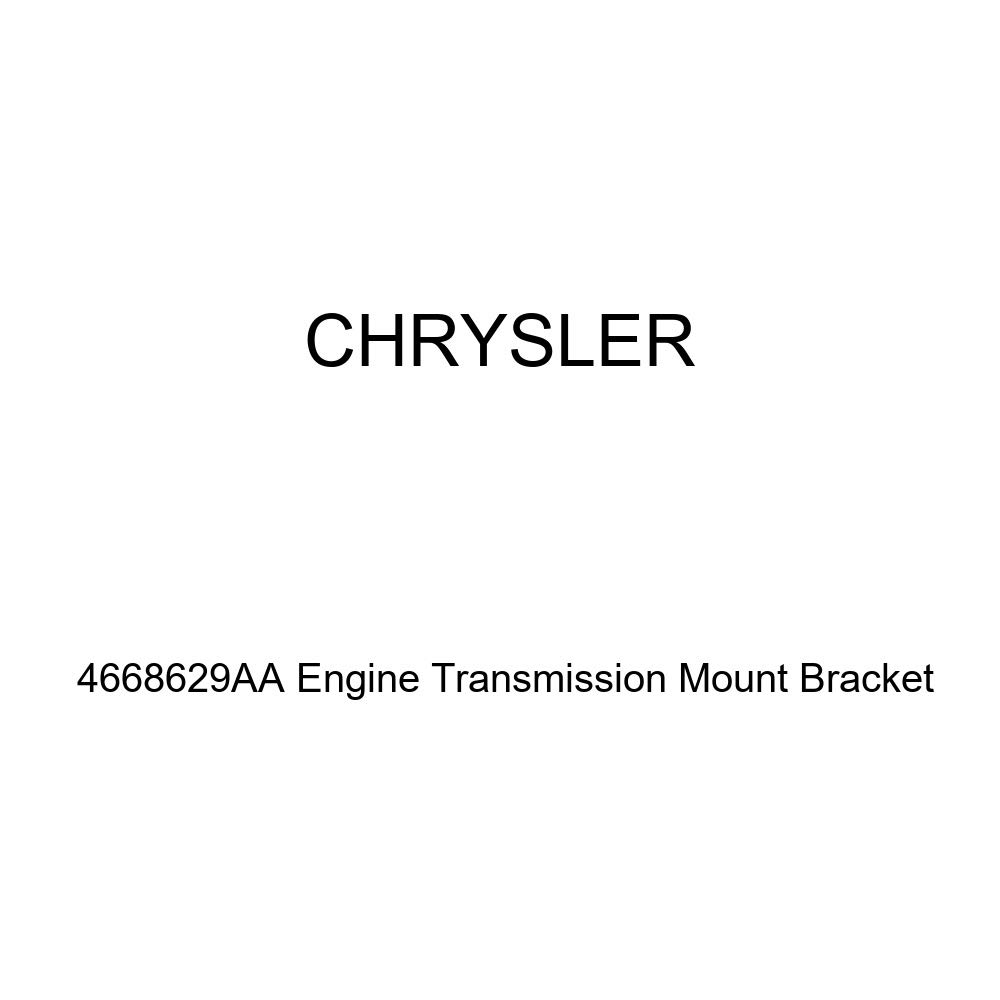 Genuine Chrysler 4668629AA Engine Transmission Mount Bracket