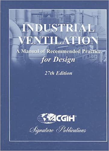 download industrial ventilation a manual of recommended practice