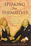 : Speaking for themselves: The personal letters of Winston and Clementine Churchill