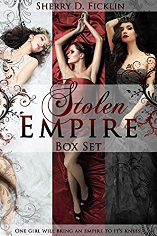 book cover of The Stolen Empire Boxed Set