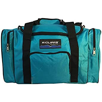 Sport Duffle Bag Fitness Gym Bag Luggage Travel Bag Sports Equipment Gear  Bag Blue 6ae4d2484d