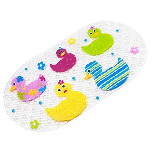 Anti Slip Non slip Cartoon Bathmats Suction product image