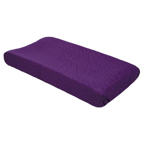 Trend Lab Changing Pad Cover, Grape Expectations