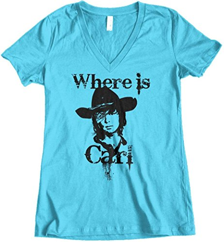 303t-womens-where-is-carl-grimes-the-walking-dead-junior-fit-v-neck-medium-turquoise