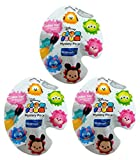 Disney Tsum Tsum Color Pop! Exclusive Mystery Packs, Quantity of 3