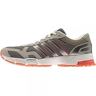 Adidas Herren Marathon NG M Laufschuhe 9,5 grauorangeweiß