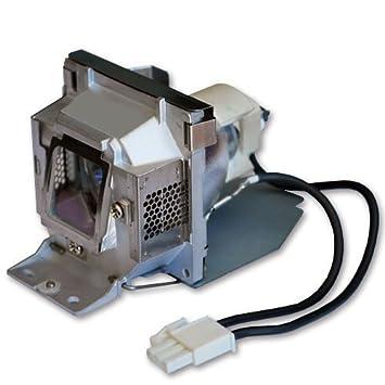 Lámpara de Repuesto para proyector supermait con Funda RLC-055 ...
