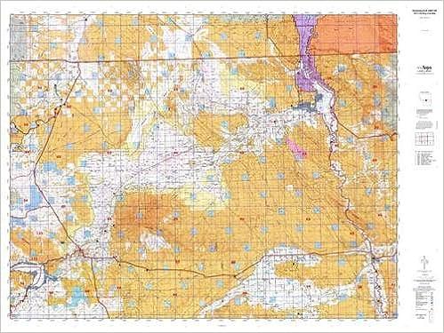 Wyoming ELK GMU 65 Hunt Area / Game Management Units (Gmu) Map ...