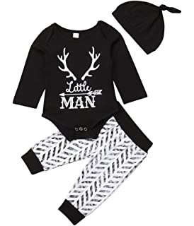 e01487112 Amazon.com  Unique Baby Girls Ugly Sweater Christmas Layette Set ...