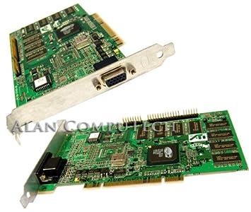 Amazon.com: ATI RAGE 128 GL PCI 16 MB Video Tarjeta Gráfica ...