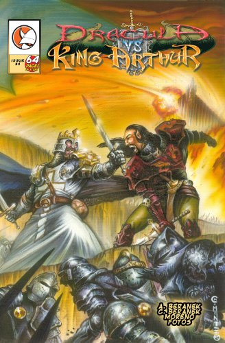 Dracula Vs. King Arthur #4