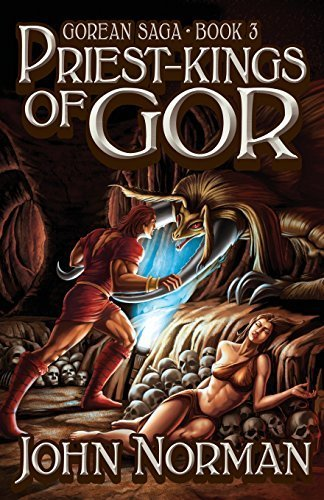 John Norman - Priest-Kings of Gor (Gor 3)