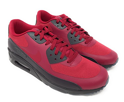 Nike Air Max BW Ultra Scarpe da corsa, Uomo Noble Red/Noble Red-port Wine