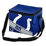 Indianapolis Colts Big Logo Stripe 12 Pack Cooler