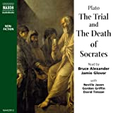 Front cover for the book The Trial and Death of Socrates by Plato