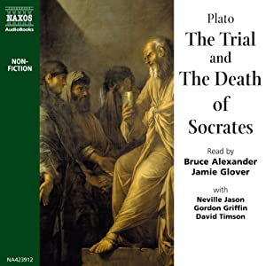 The Trial and the Death of Socrates Hörbuch