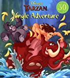 Tarzan's Jungle Adventure, Disney Staff, 0736400664