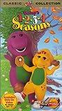 Barney - 1-2-3-4 Seasons [VHS]