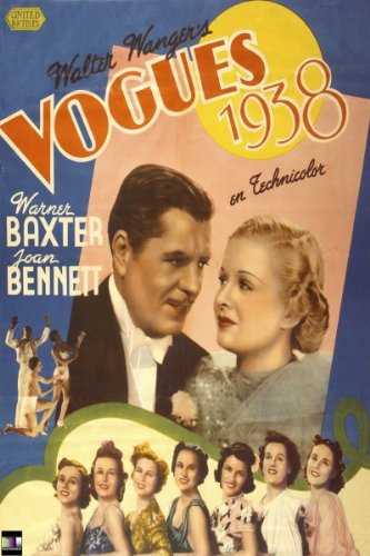 (Vogues Of 1938)