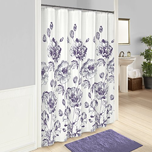 Marble Hill Jasmeen Shower Curtain, 72