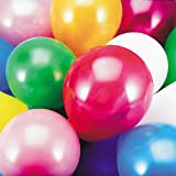 "5"" Dart Balloons, Colors May Vary"