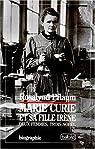 Marie Curie et sa fille Irène par Pflaum
