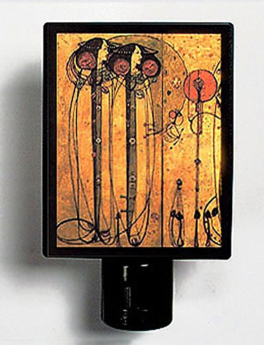 Charles Rennie Mackintosh The Wassail Night ()
