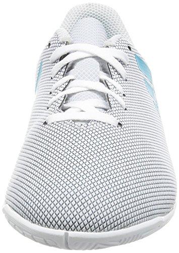 adidas Jungen X 17.4 in Fußballschuhe Mehrfarbig (Ftwr White/energy Blue S17/clear Grey S12)
