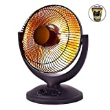 Eight24hours Electric Parabolic Oscillating Infrared Radiant Space Heater Timer Home Office Only Organic Natural Silk Cocoons