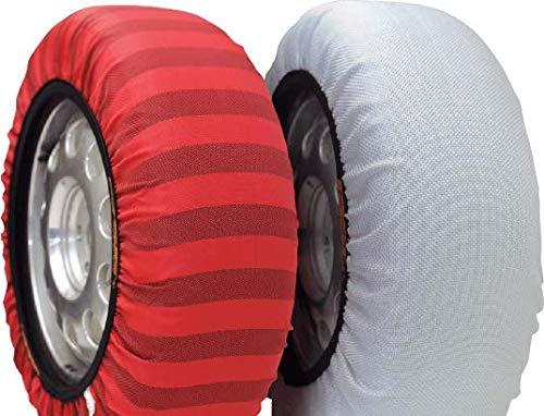 Size 70 Shark C50070 Super Longer Life Issue Snow Socks for Traction