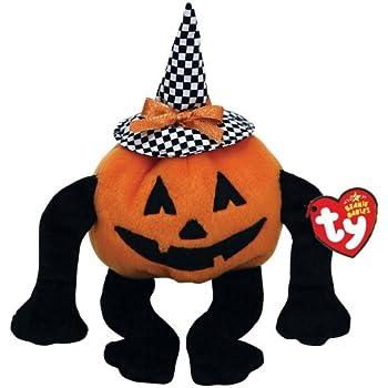 Ty Beanie Babies Trick R. Treat - Pumpkin