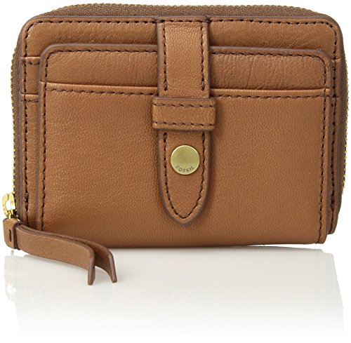 Fossil Fiona Zip Coin Purse, - Fossil Coin