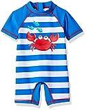 Little Me Baby Boys' Rashguard Suit, Crab, 6-9M