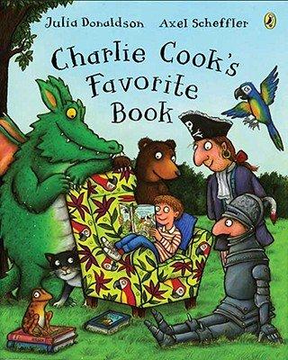 Charlie Cook's Favorite Book [CHARLIE COOKS FAVORITE BK]