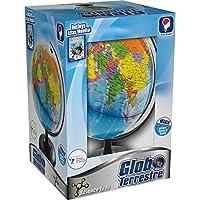 Science4you Science4you-398788 Globo terrestre y Atlas Mundial-Juguete científico y Educativo (398788)